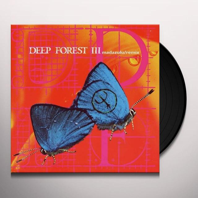 Deep Forest MADAZULU (X4) Vinyl Record