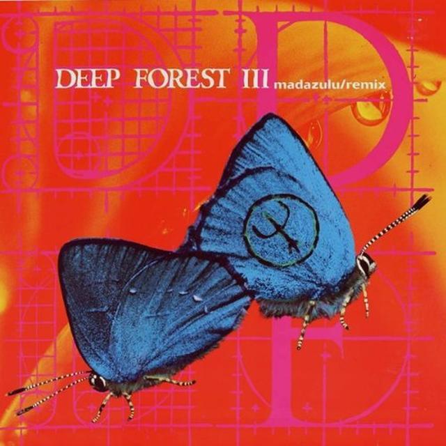Deep Forest MADAZULU (X4) Vinyl Record