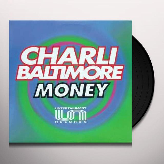 Charli Baltimore MONEY (X4) Vinyl Record