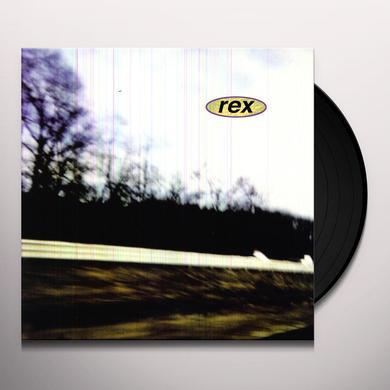 REX Vinyl Record