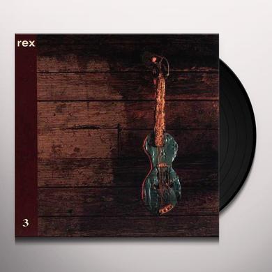 Rex 3 Vinyl Record