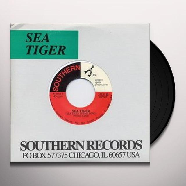 Sea Tiger THEME SONG Vinyl Record