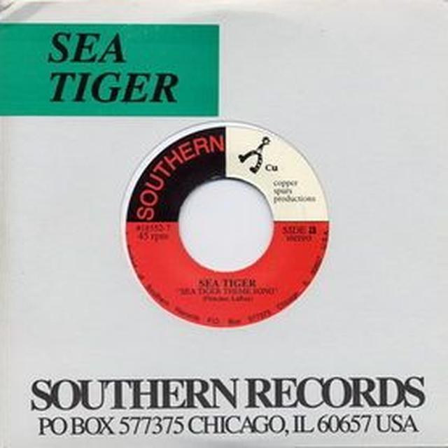 Sea Tiger THEME SONG Vinyl Record