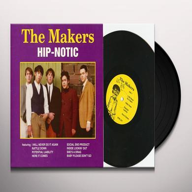 Makers & Kings Of Rock SNAGIN RAWCHICKENHIDES Vinyl Record