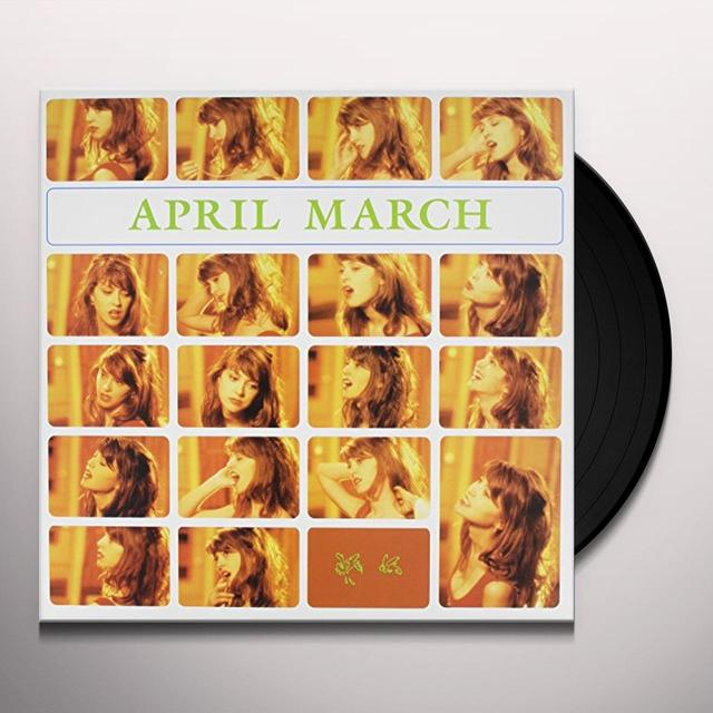 April March PARIS IN APRIL Vinyl Record