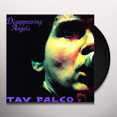 "Tav Falco & Panther Burns DISAPPEARING ANGELS (10"" W/ GATEFOLD) Vinyl Record"