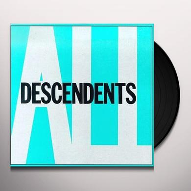 Descendents ALL Vinyl Record