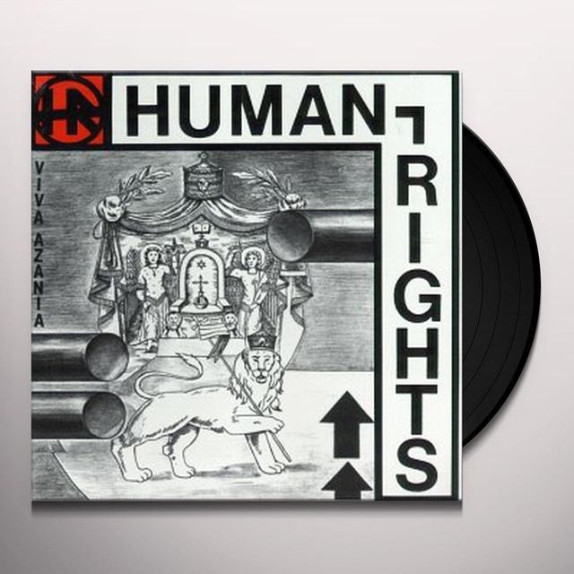 Hr HUMAN RIGHTS Vinyl Record