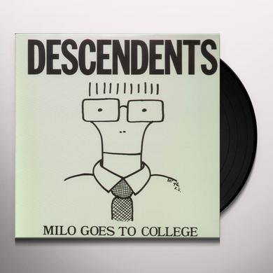 Descendents MILO GOES TO COLLEGE Vinyl Record