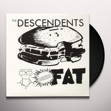 Descendents BONUS FAT Vinyl Record