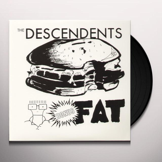 Descendents BONUS FAT Vinyl Record