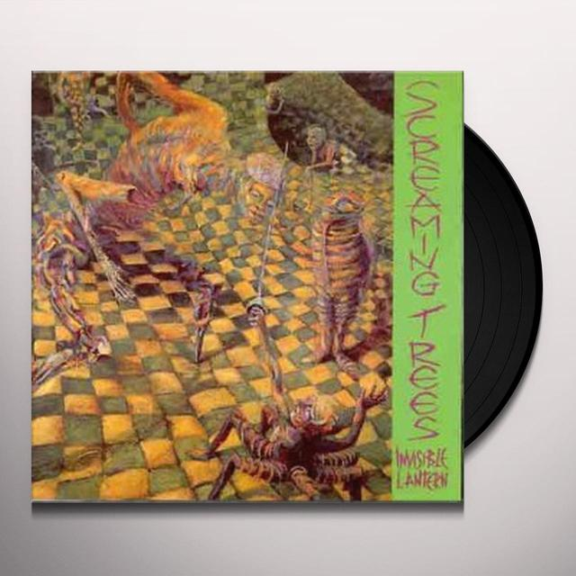 Screaming Trees INVISIBLE LANTERN Vinyl Record