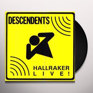 Descendents HALLRAKER Vinyl Record