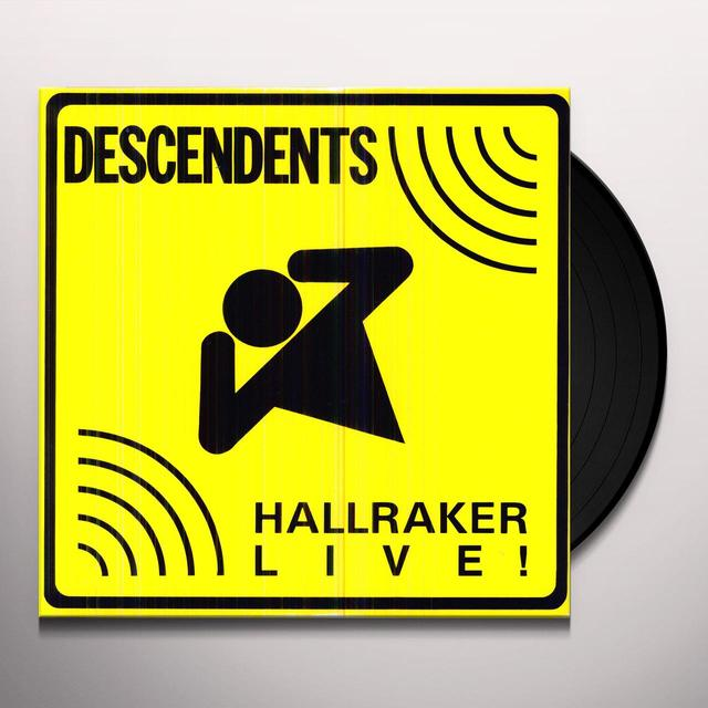 Descendents HALLRAKER Vinyl Record