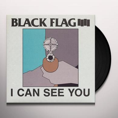 Black Flag I CAN SEE YOU Vinyl Record