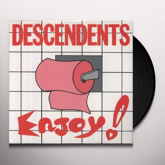 Descendents ENJOY Vinyl Record