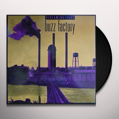 Screaming Trees BUZZ FACTORY Vinyl Record