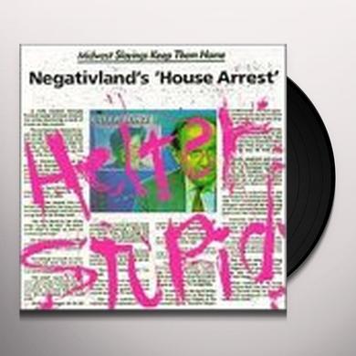 Negativland HELTER STUPID Vinyl Record