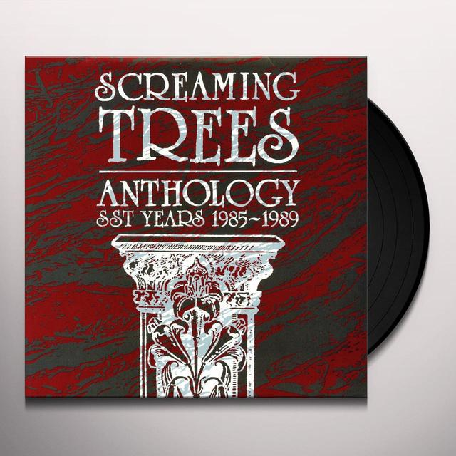 Screaming Trees ANTHOLOGY Vinyl Record