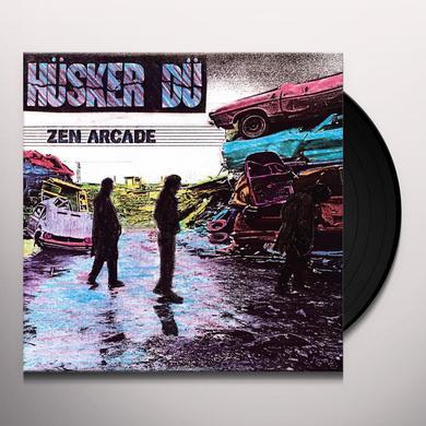 Hüsker Dü ZEN ARCADE Vinyl Record