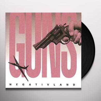 Negativland GUNS Vinyl Record