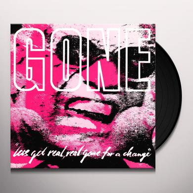 LET'S GET REAL REAL GONE FOR A CHANGE Vinyl Record