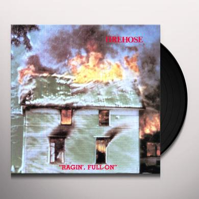 Firehose RAGIN' FULL ON Vinyl Record