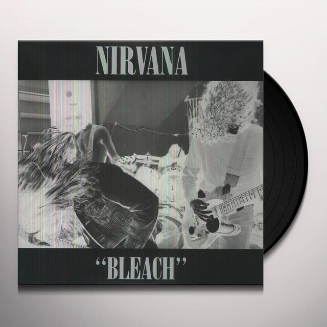 Nirvana BLEACH Vinyl Record