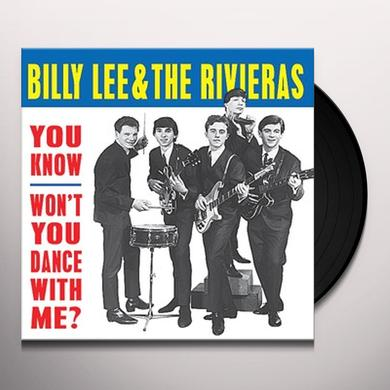 Billy Lee & Rivieras YOU KNOW Vinyl Record