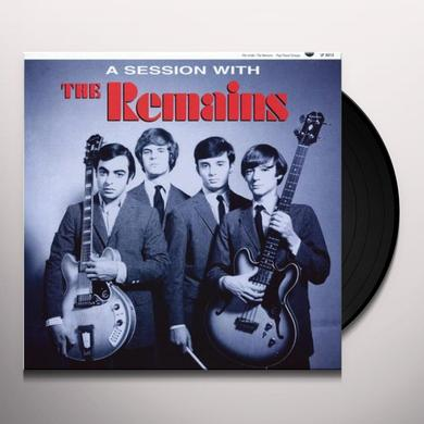 SESSION OF THE REMAINS Vinyl Record