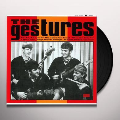 GESTURES Vinyl Record
