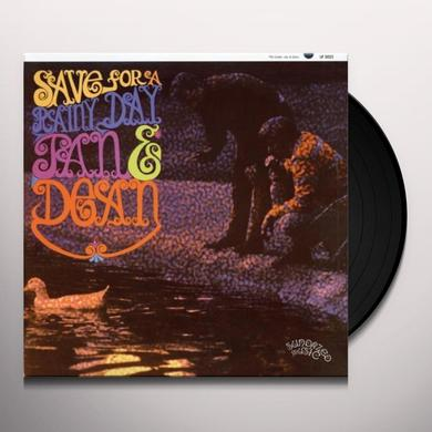 Jan & Dean SAVE FOR A RAINY DAY Vinyl Record