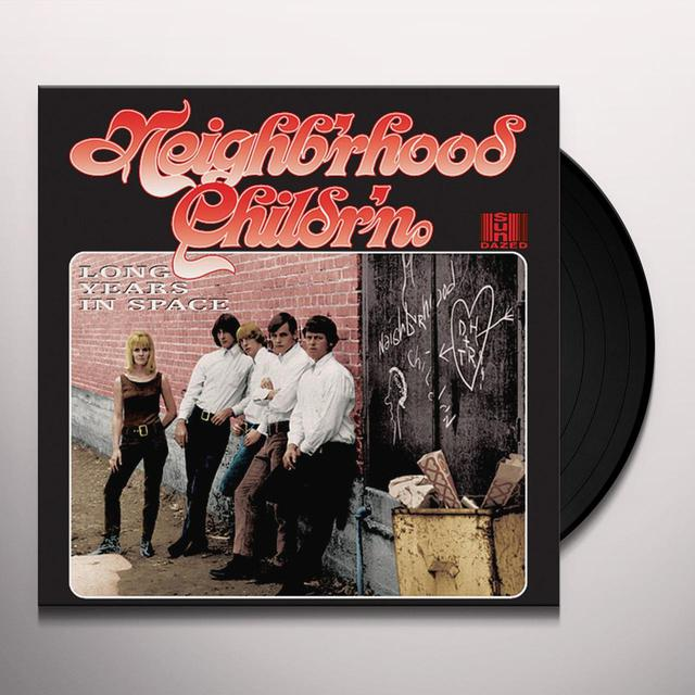 Neighb'Rhood Childr'N LONG YEARS IN SPACE (DBL) Vinyl Record