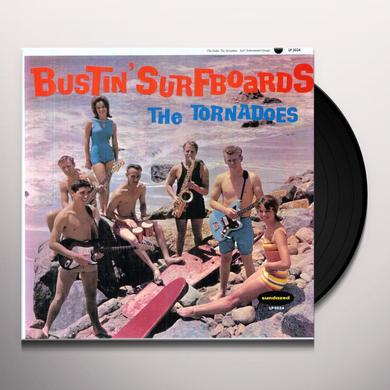 Tornadoes BUSTIN SURFBOARDS Vinyl Record