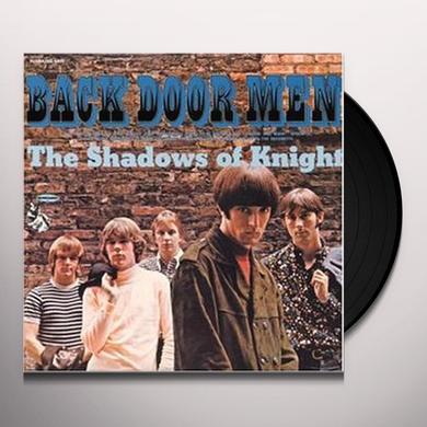 The Shadows Of Knight BACK DOOR MEN Vinyl Record