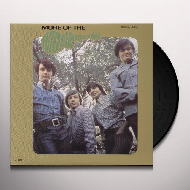 MORE OF THE MONKEES Vinyl Record