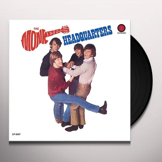The Monkees HEADQUARTERS Vinyl Record