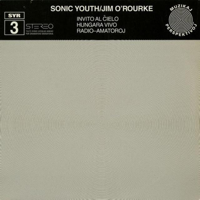 Jim Sonic Youth / O'Rourke