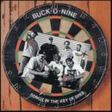 Buck-O-Nine SONGS IN THE KEY OF BREE Vinyl Record