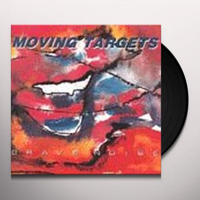 Moving Targets BRAVE NOISE Vinyl Record
