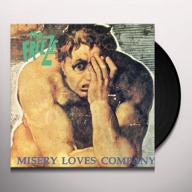 Freeze MISERY LOVES COMPANY Vinyl Record