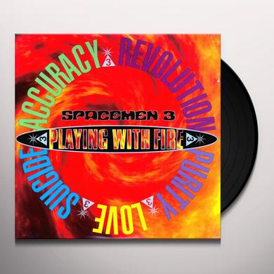 Spacemen 3 PLAY WITH FIRE Vinyl Record