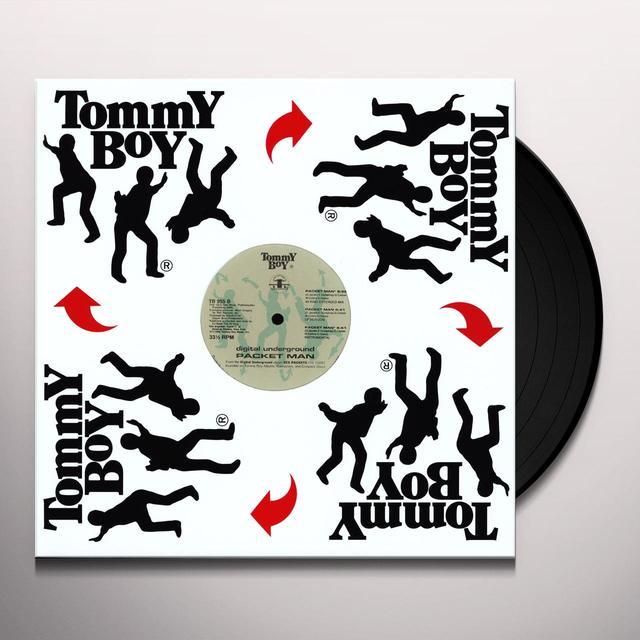 Digital Underground DOOWUTCHALIKE Vinyl Record - Remix