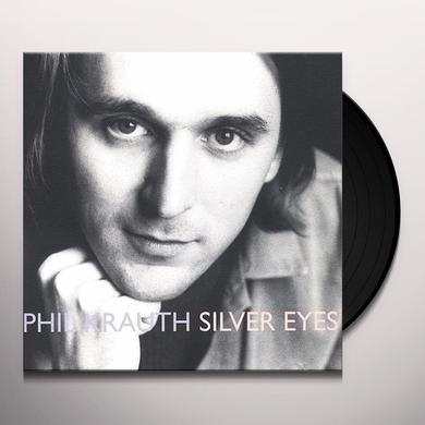 Phil Krauth SILVER EYES Vinyl Record