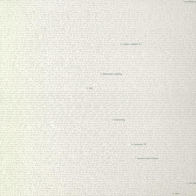 Christophe Oval / Charles DOK Vinyl Record