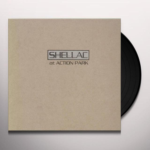 Shellac AT ACTION PARK Vinyl Record