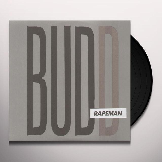 Rapeman BUDD Vinyl Record - Reissue