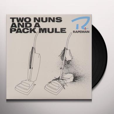 Rapeman TWO NUNS & A PACK MULE Vinyl Record