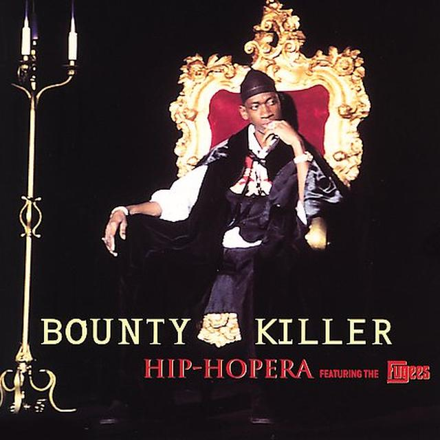 Bounty Killer HIP HOPERA Vinyl Record