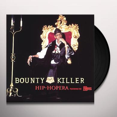 Bounty Killer HIP HOPERA Vinyl Record
